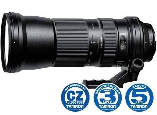 Tamron SP 150-600 mm F 5-6,3 Di VC USD pro Canon, Bonus 1000 Kč ihned odečteme