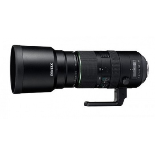 Pentax HD D-FA 150-450 mm F 4,5-5,6 ED DC AW