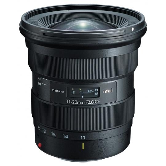 Tokina atx-i 11-20 mm f/2,8 CF pro Nikon F