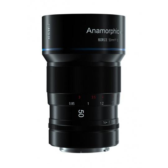 Sirui Anamorphic Lens 1.33x 50mm f/1.8 MFT