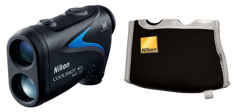 Nikon Laser Coolshot 40i + Neoprénové pouzdro