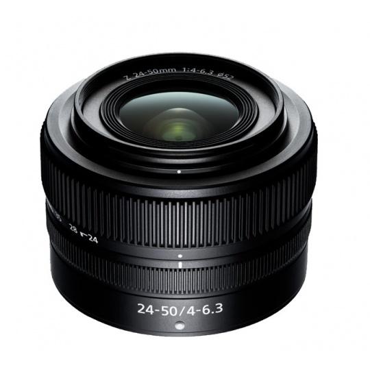 Nikon Z 24-50 mm f/4-6,3