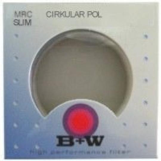 B+W Cirkulární polarizační MRC 72 mm Slim