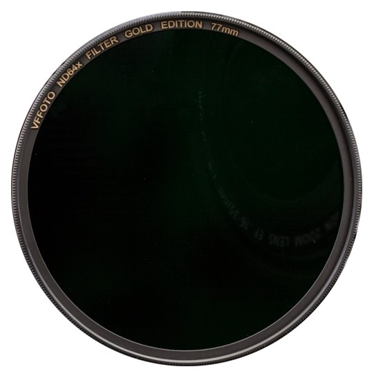 VFFOTO GS ND 64x 72 mm + utěrka z mikrovlákna