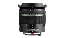 Pentax HD DA 10-17 mm F 3,5-4,5 ED rybí oko