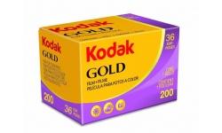 Kodak Gold 200/36 barevný negativní kinofilm
