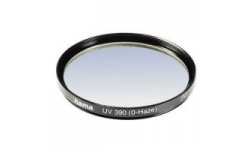 Hama UV 0-HAZE M58 mm, černý