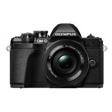 Olympus OM-D E-M10 mark III + 14-42 EZ černý + karta SDHC 32GB