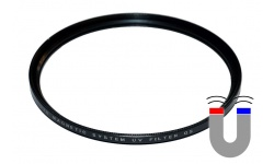 VFFOTO magnetický filtr UV GS 62 mm