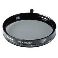 Hama Cirkulární polarizační 52 mm černý