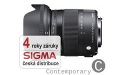 Sigma 17-70 mm F 2,8-4 DC Macro OS HSM pro Nikon (řada Contemporary)