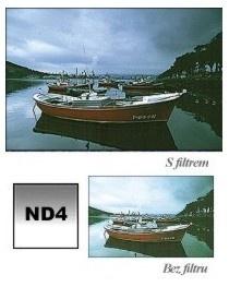Cokin P121S GRADUAL šedý G2- soft ND8 (měkký)