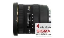 Sigma 10-20 mm F 3,5 EX DC HSM pro Sony