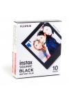 Fujifilm INSTAX Square Film Black Frame 10ks