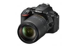Nikon D5600 + 18-140 mm AF-S VR, Nákupní bonus 700 Kč (ihned odečteme z nákupu)