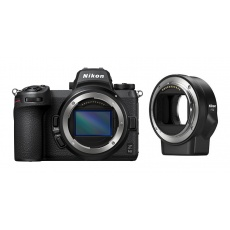 Nikon Z6 II + FTZ adapter kit