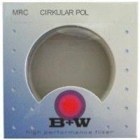 B+W Cirkulární polarizační MRC 58 mm