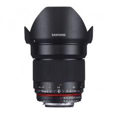 Samyang 16mm F/2.0 ED AS UMC CS pro Pentax