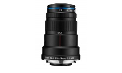Laowa 25mm f/2.8 2.5-5X Ultra-Macro pro Canon R