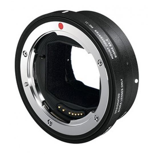 Sigma MC-11 Mount Converter EF-E (z Canon EF na Sony E-mount), Sleva 10%