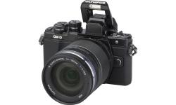 Olympus OM-D E-M10 mark III + 14-150 černý + Karta SDHC 32GB, Náhradní baterie, Powerbanka a Brašna