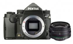 Pentax KP + 18-50 DA WR RE černý