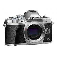 Olympus OM-D E-M10 III S tělo stříbrné