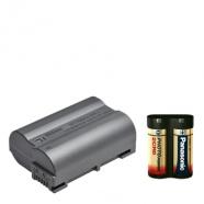 Napájení: baterie, nabíječky, gripy