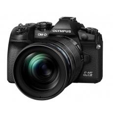 Olympus OM-D E-M1 Mark III + ED 12-100 mm IS PRO černý, CashBack 5200 Kč