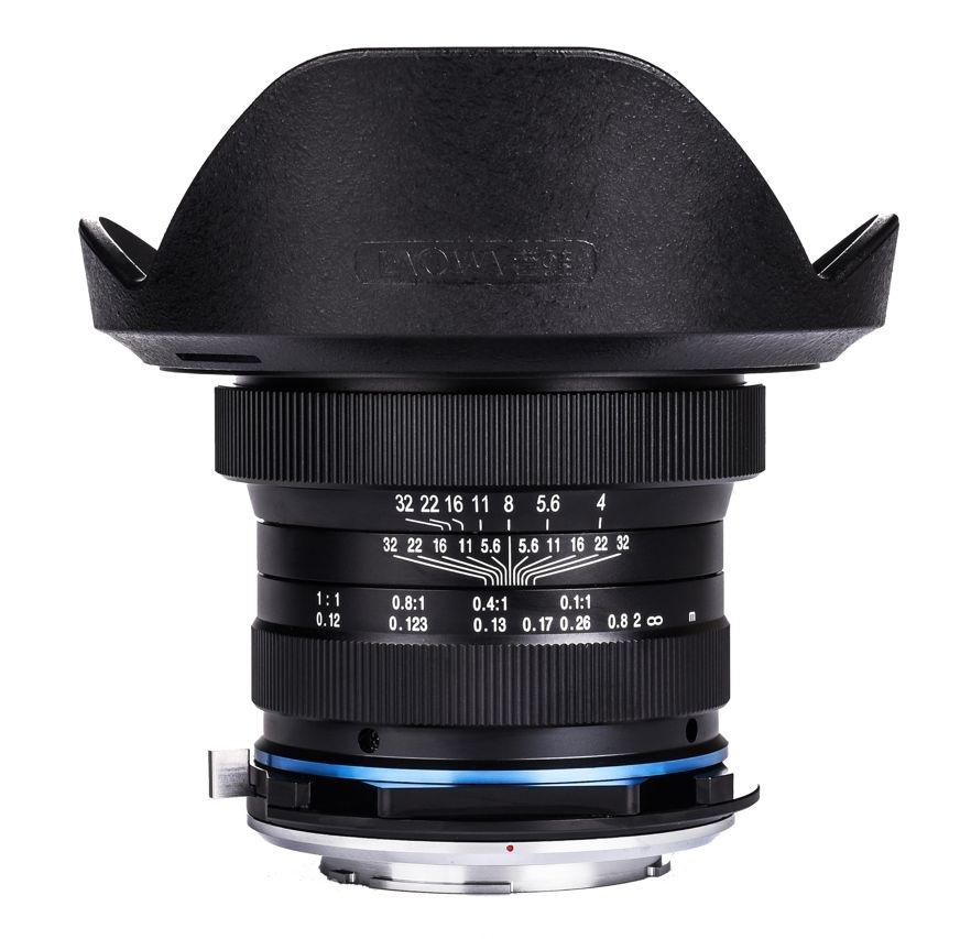 Laowa 15mm f/4 Wide Angle Macro pro Canon