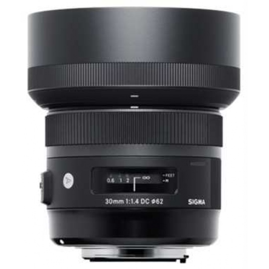 Sigma 30/1.4 DC HSM ART pro Nikon F, Bonus 700 Kč ihned odečteme