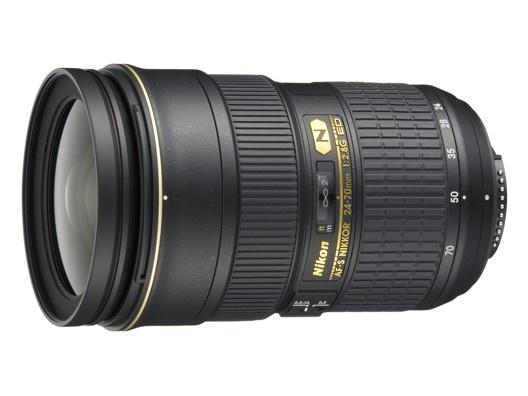 Nikon 24-70 mm F 2,8G ED AF-S