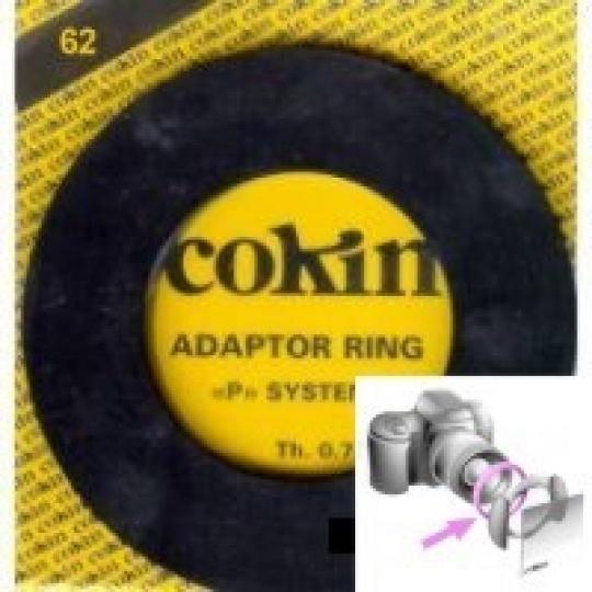 Cokin P462 Objektivová redukce Serie P Ø 62 mm