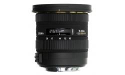 Sigma 10-20 mm F 3,5 EX DC HSM pro Canon
