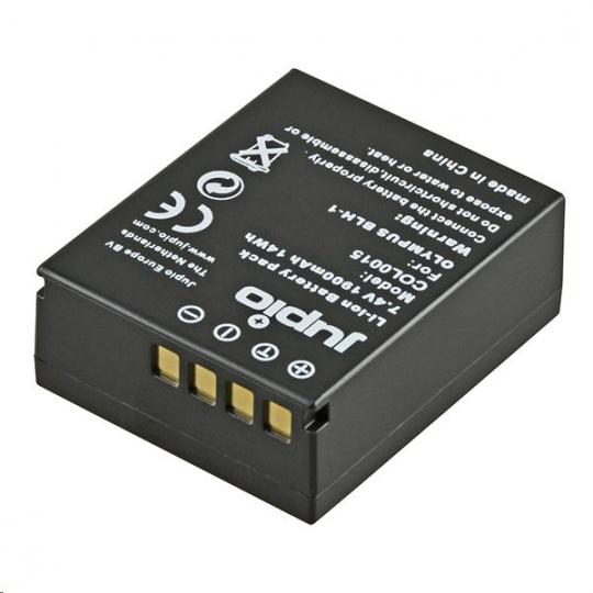 Jupio akumulátor BLH-1 pro Olympus