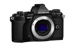 Olympus OM-D E-M5 II body black, Nákupní bonus 1000 Kč (ihned odečteme z nákupu)