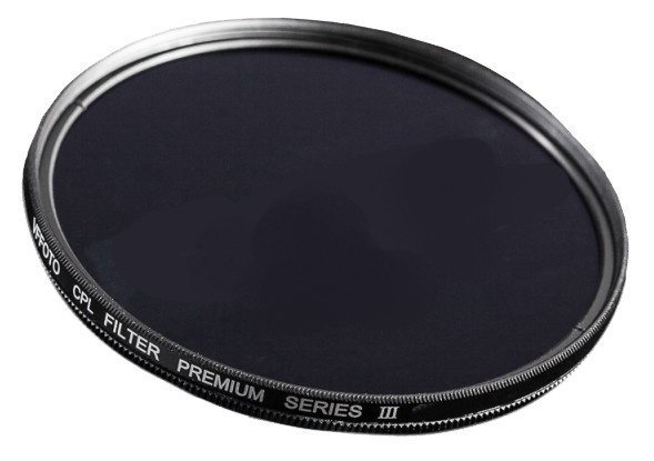 VFFOTO PL-C III PS 55 mm + utěrka z mikrovlákna
