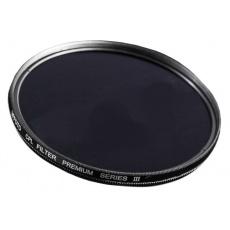 VFFOTO Cirkulární polarizační filtr PS III 55 mm + utěrka z mikrovlákna