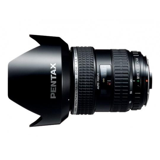 Pentax smc FA 645 45-85mm/4.5
