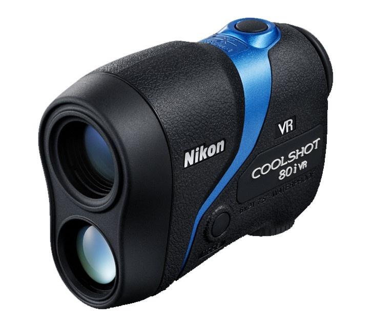 Nikon Laser Coolshot 80i VR (stabilizace obrazu, s měřením sklonu)
