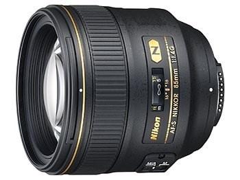 Nikon 85 mm F 1,4G AF-S