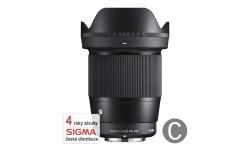 Sigma 16/1.4 DC DN Contemporary pro Sony bajonet E