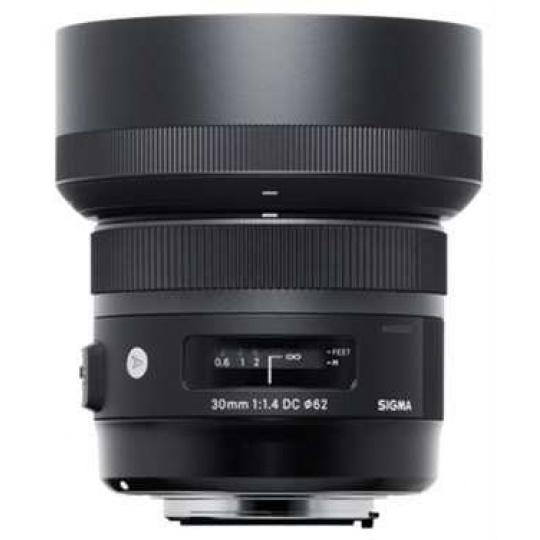 Sigma 30/1.4 DC HSM ART pro Canon EF, Nákupní bonus 700 Kč (ihned odečteme z nákupu)