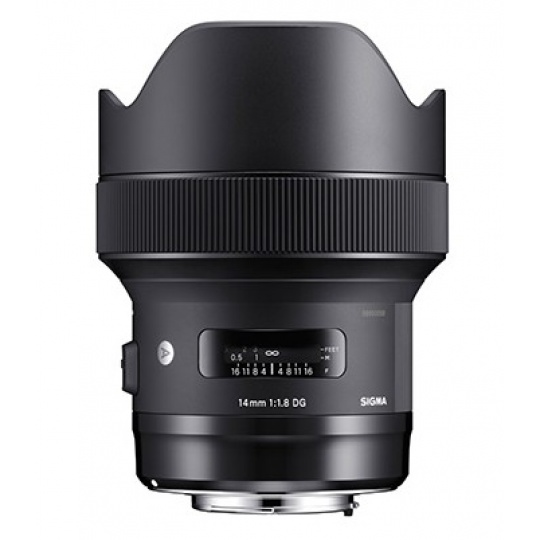 Sigma 14/1.8 DG HSM ART Sony E, Nákupní bonus 2200 Kč (ihned odečteme z nákupu)