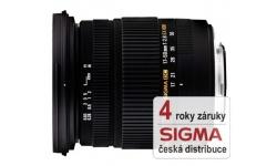 Sigma 17-50 mm F 2,8 EX DC HSM pro Pentax, Bonus 500 Kč ihned odečteme