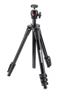 Manfrotto MK Compact LT-BK Light Black