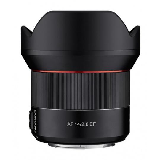Samyang AF 14mm F/2.8 pro Canon EF