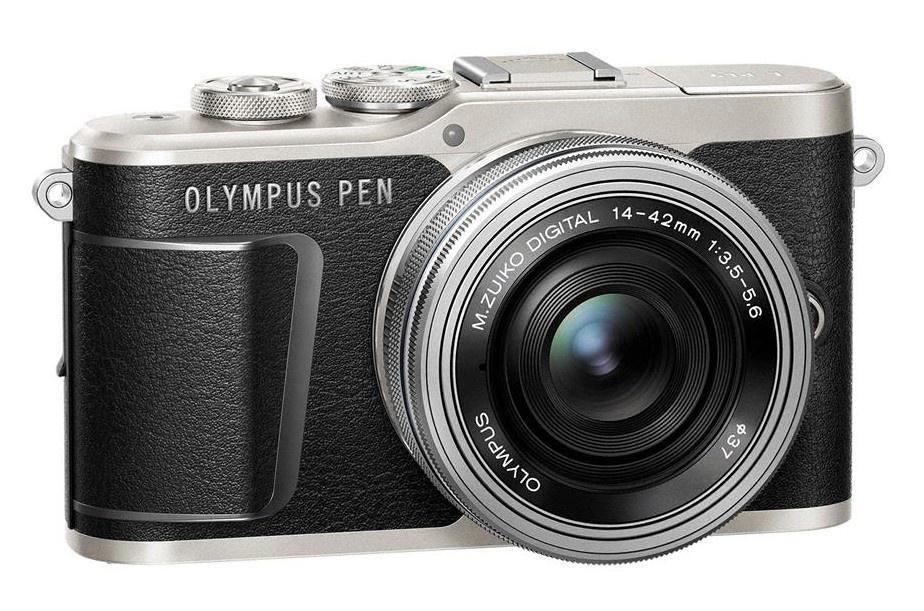 Olympus PEN E-PL9 + 14-42 mm EZ černý