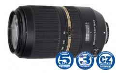 Tamron SP AF 70-300 mm F 4-5,6 Di VC USD pro Canon, zpětný bonus 1500 Kč
