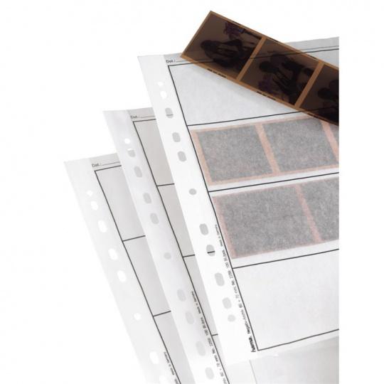 Hama pergamenový obal na svitkový film (4 pásky - 3 políčka 6x7 / 2 políčka 6x9)